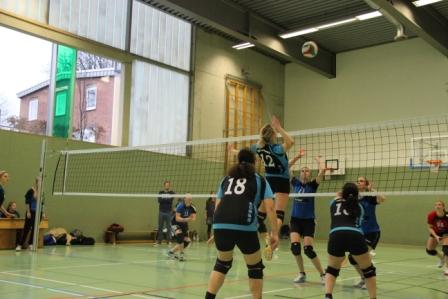 TVA Damen 2 gegen Euskirchen